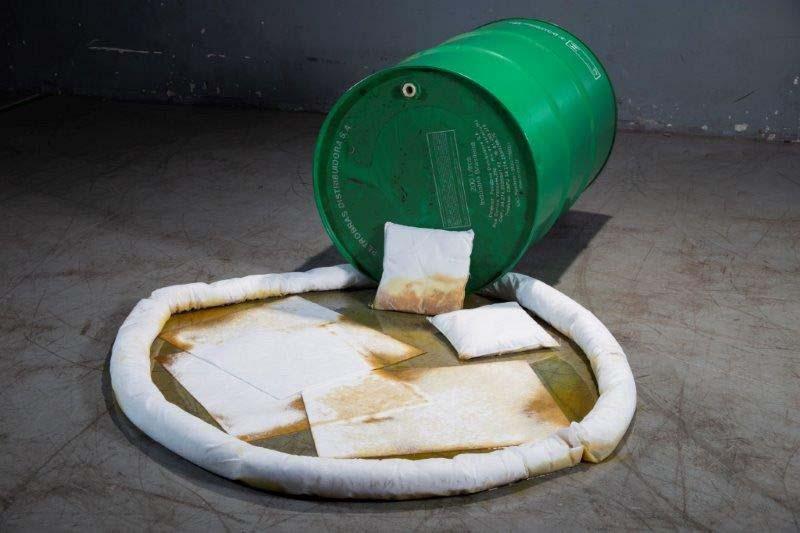 Kit ambiental para derrames