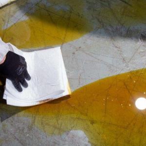 Kit contenção de óleo