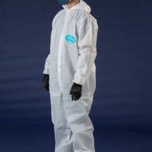 Roupa de proteção química